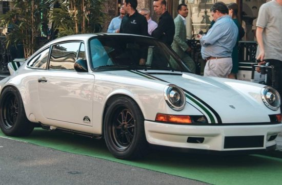Paul Stephens Le Mans Classic Clubsport 1 550x360 at Porsche 911 Le Mans Classic Clubsport by Paul Stephens