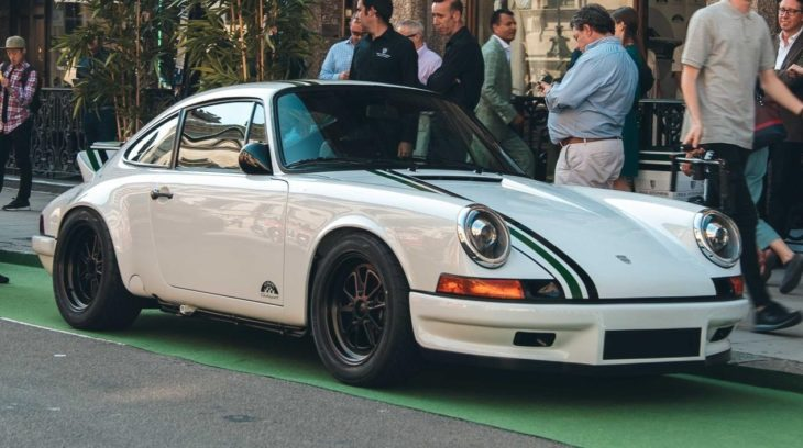 Paul Stephens Le Mans Classic Clubsport 1 730x408 at Porsche 911 Le Mans Classic Clubsport by Paul Stephens