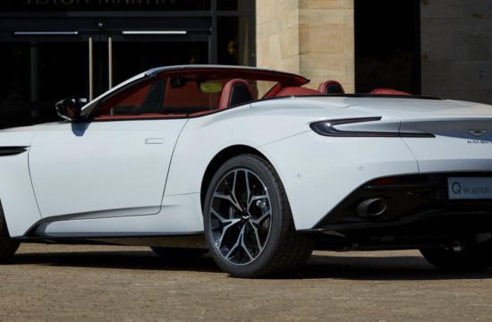 Q by Aston Martin Henley Royal Regata DB11 Volante 02 550x360 at Q by Aston Martin Presents Henley Royal Regatta DB11 Volante