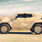 Rezvani TANK side view 175x175 at Rezvani TANK Military Edition Is Fit for Invading Baghdad!