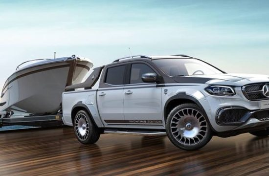 X xlass yachting 6 550x360 at Mercedes X Class Yachting Edition by Carlex Design