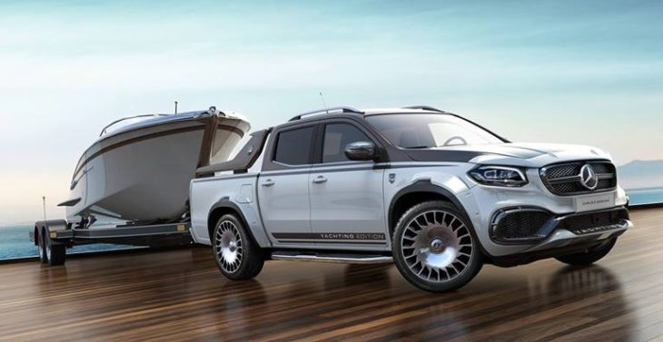 X xlass yachting 6 730x377 at Mercedes X Class Yachting Edition by Carlex Design