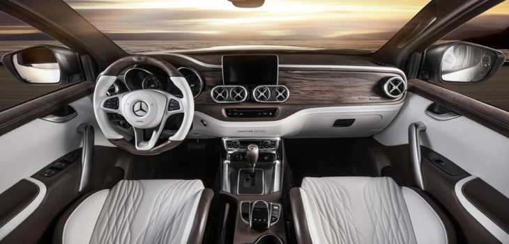 X xlass yachting 7 730x351 at Mercedes X Class Yachting Edition by Carlex Design