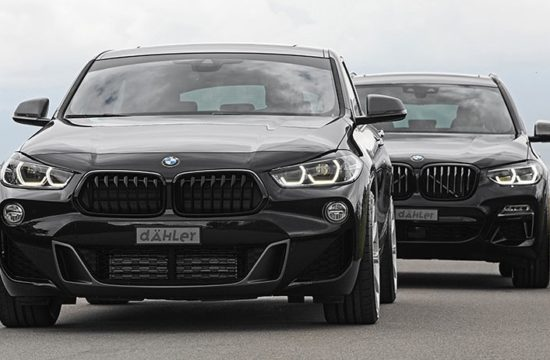dahler bmw x2 0 550x360 at Dähler BMW X2 Gets Performance Upgrade, Visual Tweaks