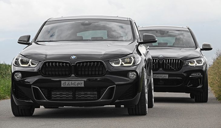 dahler bmw x2 0 730x422 at Dähler BMW X2 Gets Performance Upgrade, Visual Tweaks