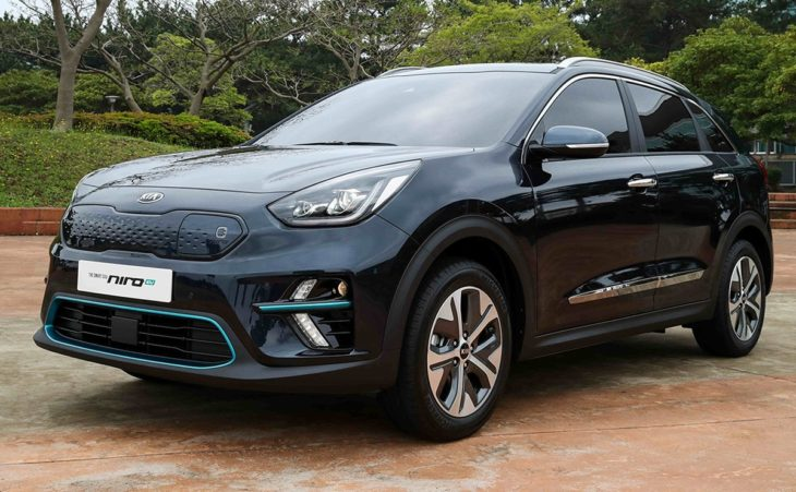 gallery niro ev 2019 exterior blue kia 1920x jpg 730x451 at Kia Niro EV Goes on Sale in Korea, Gears Up for European Launch