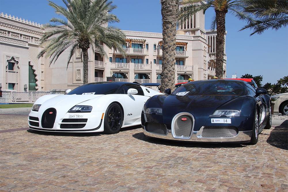 Dubai: a wide-eyed view of the supercar capital of the world