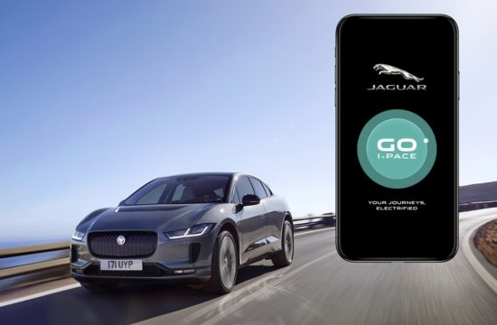 jagipace19mygoipaceapp11071801 550x360 at Of Course Jaguar I Pace Has its Own App
