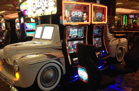 movie themed slots 550x360 at The Best Car Themed Slots For Motorheads