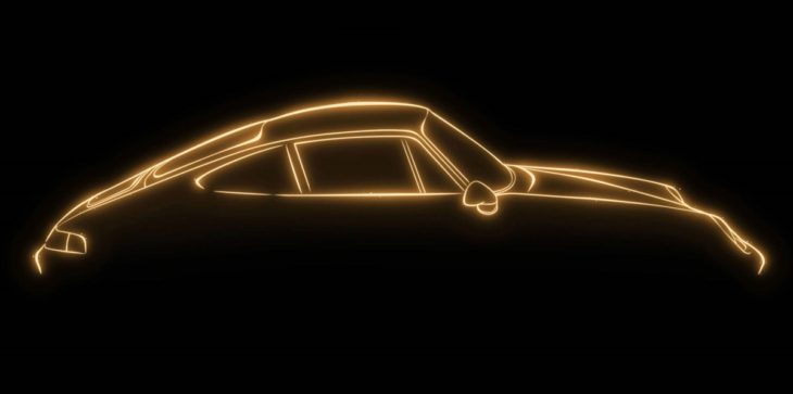 porsche project gold 1 730x363 at Is Porsche Building its Own Singer 911?