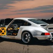 singer 911 dls 4 175x175 at Singer 911 DLS Revealed at Goodwood FoS 2018