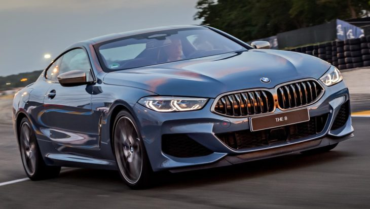 the all new bmw 8 se 730x413 at 2019 BMW M850i Pricing Revealed: $111,900 + $995