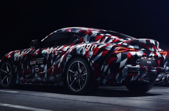 toyota supra GFOS 1 550x360 at New Toyota Supra Set for Dynamic Debut at GFoS 2018
