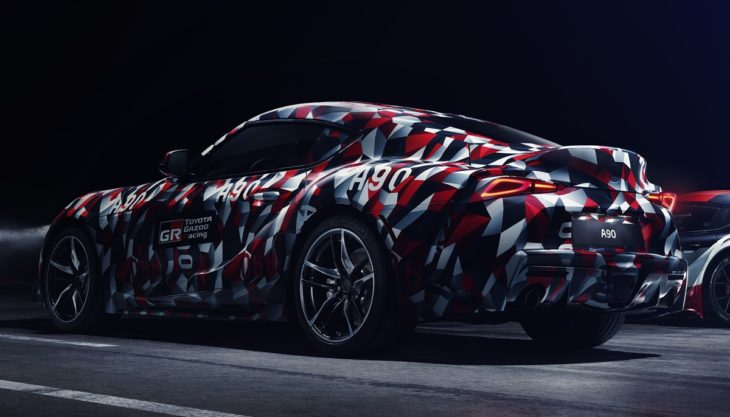 toyota supra GFOS 1 730x417 at New Toyota Supra Set for Dynamic Debut at GFoS 2018