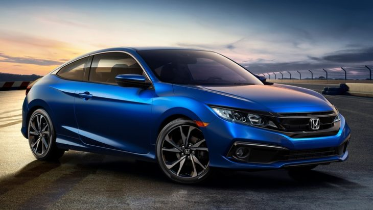 01   2019 Honda Civic Coupe Sport 730x412 at 2019 Honda Civic Sedan and Coupe Get New Sport Trim