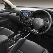 19MY Outlander 4 Petrol Side Dashboard HR 175x175 at 2019 Mitsubishi Outlander Hits UK from £27,680
