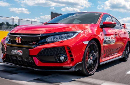 2018 Honda Civic Type R Adds Hungaroring 1 550x360 at 2018 Honda Civic Type R Adds Hungaroring to Its List of Records