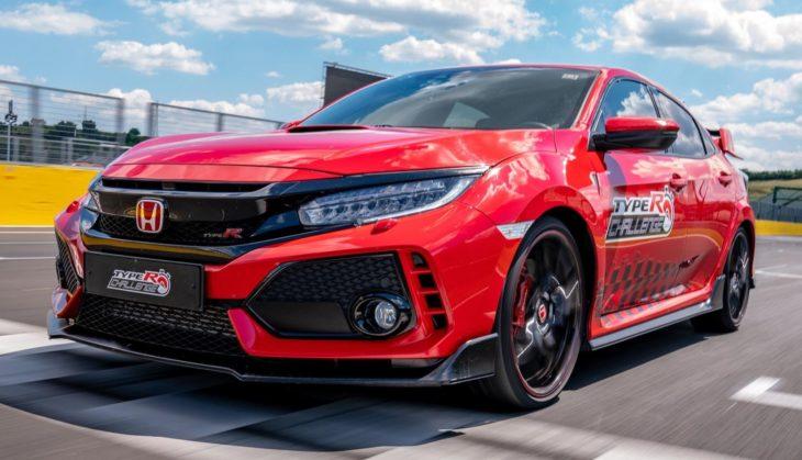2018 Honda Civic Type R Adds Hungaroring 1 730x419 at 2018 Honda Civic Type R Adds Hungaroring to Its List of Records