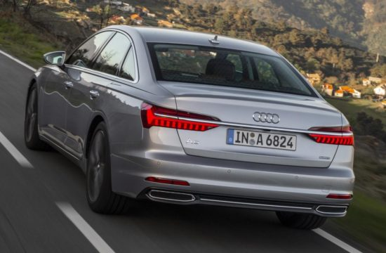 2019 Audi A6 2 550x360 at 2019 Audi A6 Priced from $58,900 in America