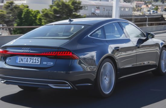 2019 Audi A7 msrp 1 550x360 at 2019 Audi A7 Receives its U.S. Price Tag