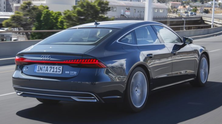 2019 Audi A7 msrp 1 730x409 at 2019 Audi A7 Receives its U.S. Price Tag