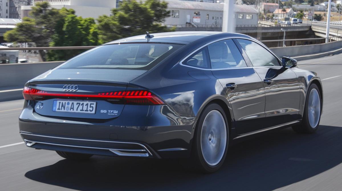 2019 Audi A7 Receives Its Us Price Tag Automotivetestdriverscom