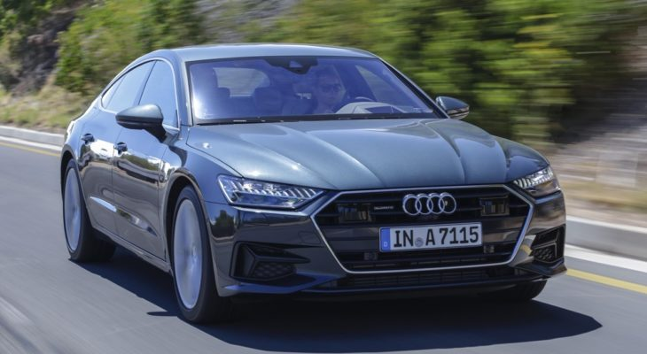 2019 Audi A7 msrp 2 730x400 at 2019 Audi A7 Receives its U.S. Price Tag