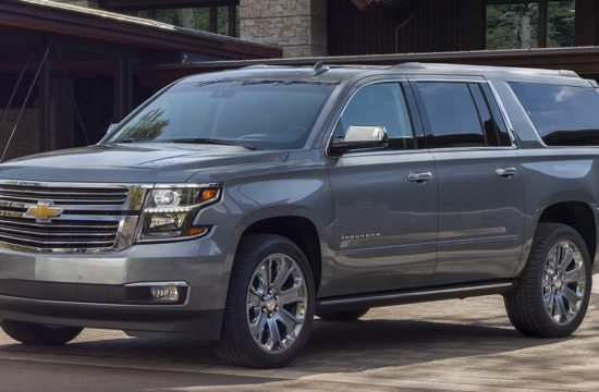 2019 Chevrolet Tahoe Premier Plus and Suburban Premier Plus special editions 1 550x360 at 2019 Chevrolet Tahoe and Suburban Premier Plus Special Editions