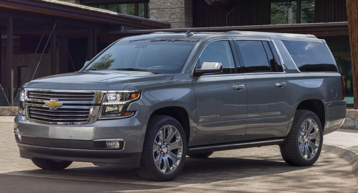 2019 Chevrolet Tahoe Premier Plus and Suburban Premier Plus special editions 1 730x393 at 2019 Chevrolet Tahoe and Suburban Premier Plus Special Editions