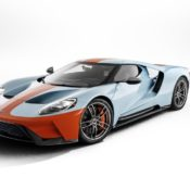 2019 Ford GT Heritage Edition 3 175x175 at 2019 Ford GT Heritage Edition in Gulf Livery