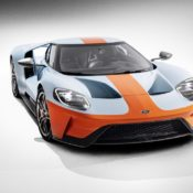 2019 Ford GT Heritage Edition 4 175x175 at 2019 Ford GT Heritage Edition in Gulf Livery