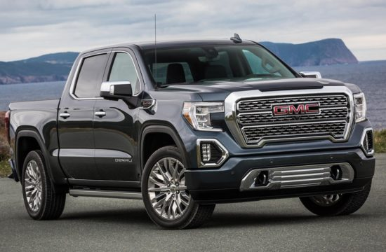 2019 GMC Sierra Denali 066 550x360 at 2019 GMC Sierra Denali Hits the Market with V8 Power, Loads of Tech