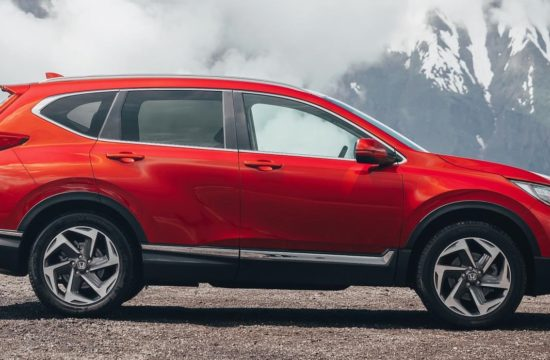 2019 Honda CR V Price 1 550x360 at 2019 Honda CR V Priced from £25,995 in the UK