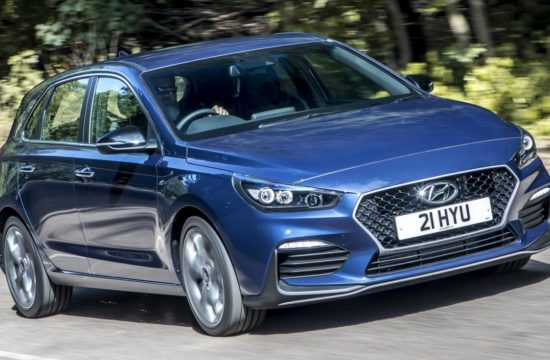 2019 Hyundai i30 N Line UK Pricing 1 550x360 at 2019 Hyundai i30 N Line UK Pricing Revealed: From £21,255