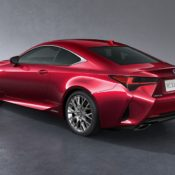 2019 Lexus RC Coupe 3 175x175 at Enhanced 2019 Lexus RC Coupe Set for Paris Debut