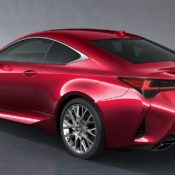2019 Lexus RC Coupe 4 175x175 at Enhanced 2019 Lexus RC Coupe Set for Paris Debut