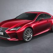 2019 Lexus RC Coupe 5 175x175 at Enhanced 2019 Lexus RC Coupe Set for Paris Debut