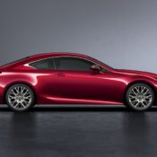 2019 Lexus RC Coupe 6 175x175 at Enhanced 2019 Lexus RC Coupe Set for Paris Debut