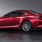 2019 Lexus RC Coupe 7 175x175 at Enhanced 2019 Lexus RC Coupe Set for Paris Debut
