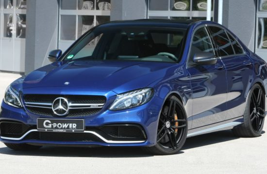 2019 Mercedes AMG C63 G Power 1 550x360 at 2019 Mercedes AMG C63 Gets 600 to 800 PS from G Power