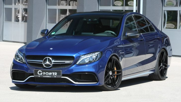 2019 Mercedes AMG C63 G Power 1 730x414 at 2019 Mercedes AMG C63 Gets 600 to 800 PS from G Power