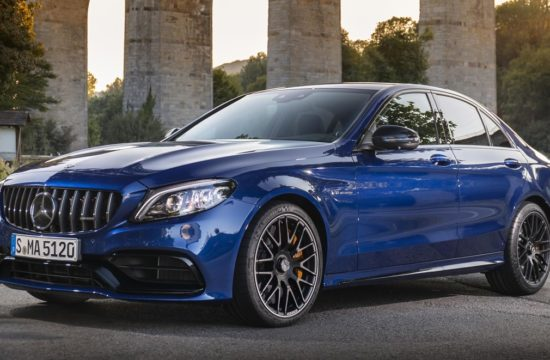 2019 Mercedes AMG C63 UK 1 550x360 at 2019 Mercedes AMG C63 Family   UK Pricing and Specs