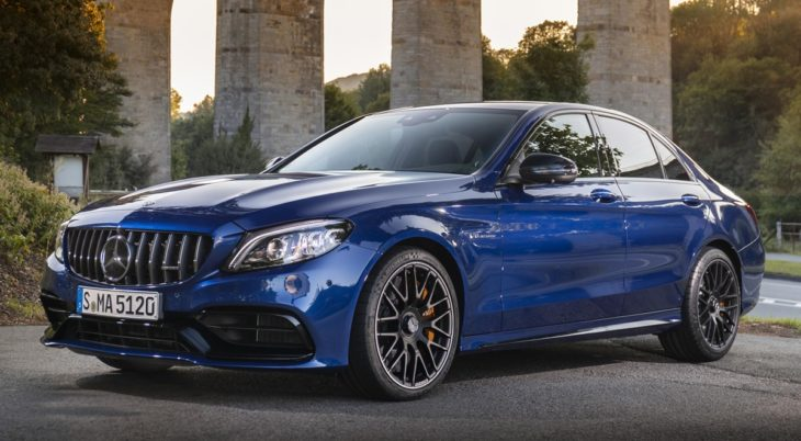 2019 Mercedes AMG C63 UK 1 730x402 at 2019 Mercedes AMG C63 Family   UK Pricing and Specs