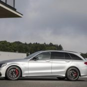 2019 Mercedes AMG C63 UK 2 175x175 at 2019 Mercedes AMG C63 Family   UK Pricing and Specs