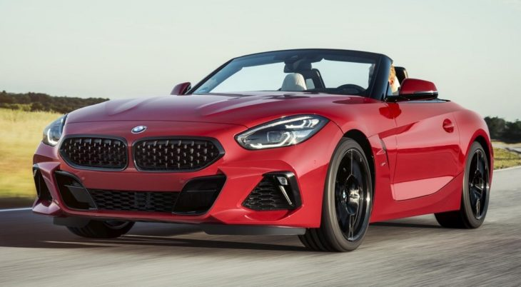2019 bmw z4 2 730x402 at 2019 BMW Z4 Officially Unveiled at Pebble Beach