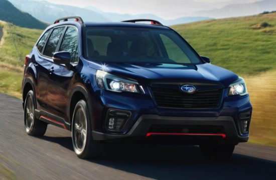 2019 subaru forester msrp 1 550x360 at 2019 Subaru Forester MSRP Starts at $24,295