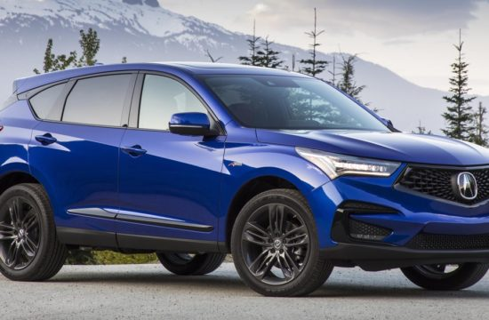 2019 Acura RDX A Spec 133 550x360 at 2019 Acura RDX Rated Top Safety Pick+ by IIHS