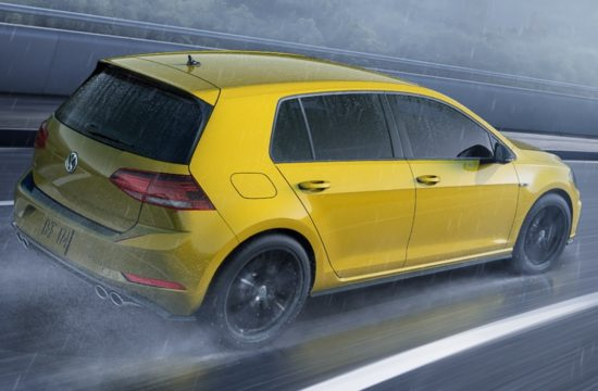 2019 Golf R Ginster Yellow Large 8617 550x360 at 2019 Golf R Now Available with 40 Custom Colors!
