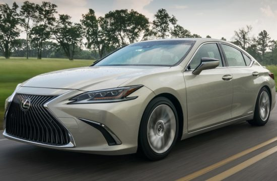 2019 Lexus ES 300h 550x360 at 2019 Lexus ES MSRP Announced   Priced from $39,500