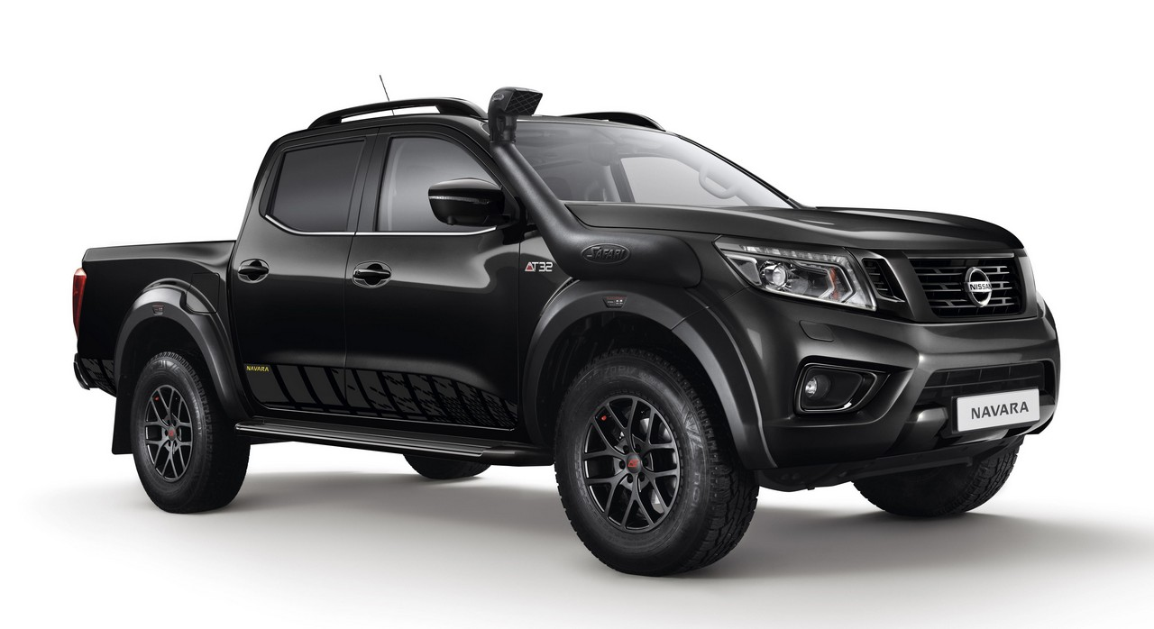 Nissan Navara N-Guard Launches in the UK